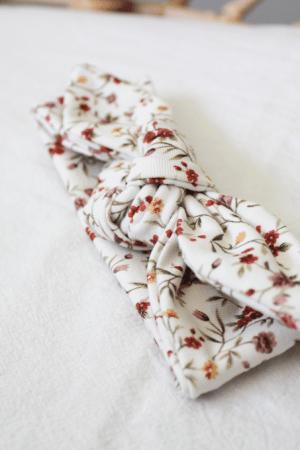 haarband bloemetjes